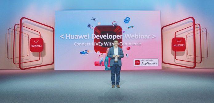 En el Webinar de Huawei Developer se presento una solucion mejorada de transmisiones en vivo