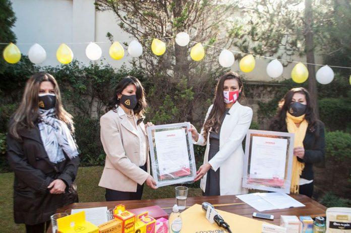 Grupo Alcos S.A. presenta a la sociedad La certificacion internacional Protocolo Covid 19