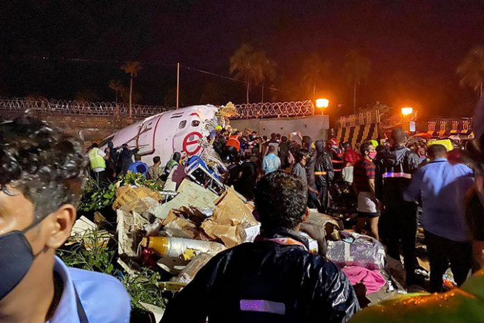 accidente Air India Express