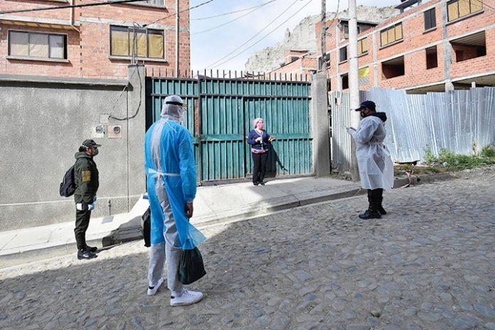 megarastrillaje La Paz