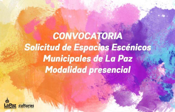Alcaldia lanza la convocatoria para el uso de espacios escenicos