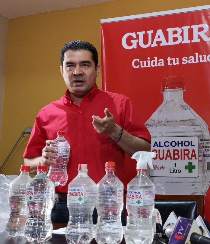 Bernardo Cuellar Gerente