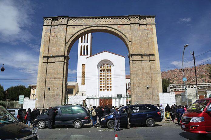 Cementerio General de La Paz 1