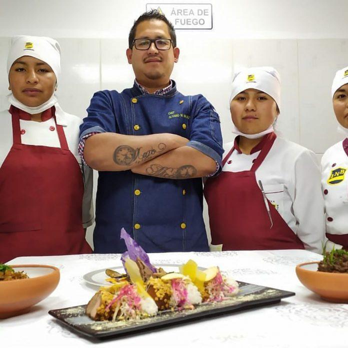 Chef Alvaro Bradley
