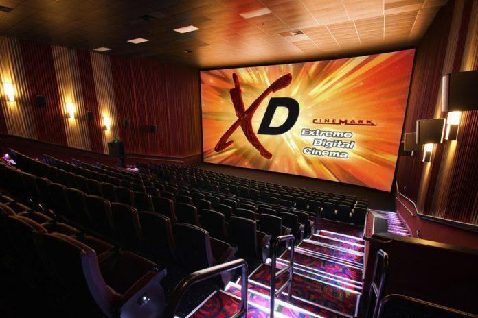Cinemark una de las cadenas de cines mas importantes instalada en Santa Cruz