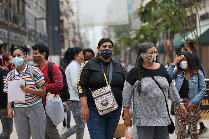 Ciudad de Mexico coronavirus