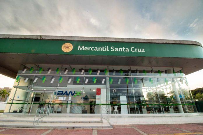 El Banco Mercantil Santa Cruz ha atendido los requerimientos de miles de clientes de todo el pais a traves de sus canales digitales durante el periodo de cuarentena