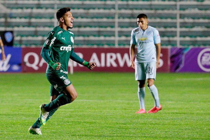 Gabriel Vinicius de Palmeiras