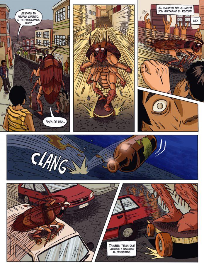 IX Concurso Municipal de Historieta Comics