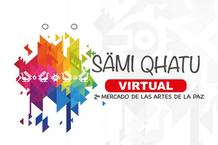 Mercado de Artes de La Paz Sami Qhatu
