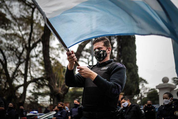 Policia Buenos Aires