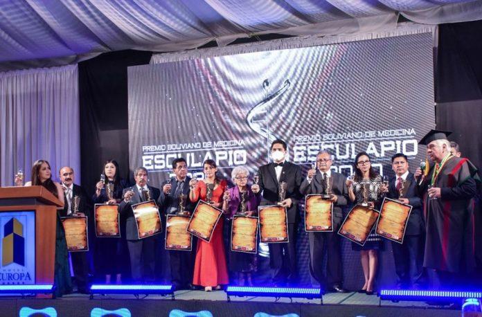 Premios Esculapio 2020
