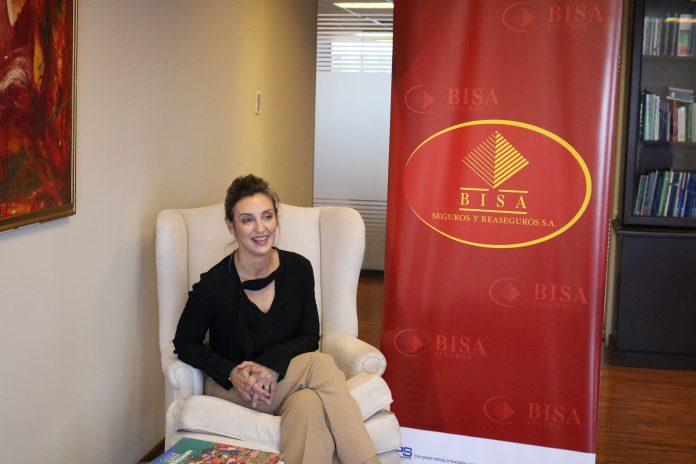 Sabrina Bergamaschi Gerente Nacional de Negocios