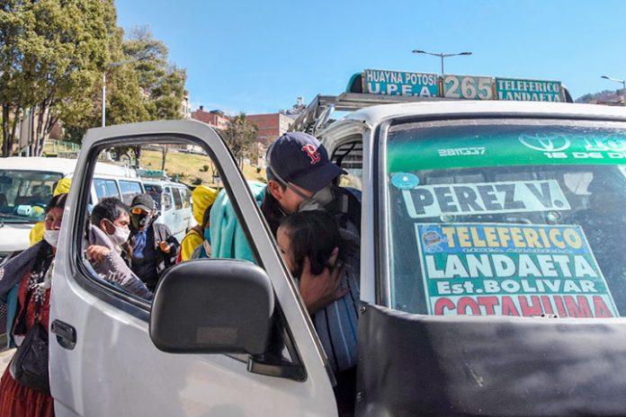 Transporte Libre de La Paz