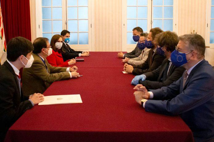 delegacion Union Europea