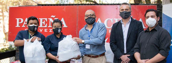 Accion solidaria de la CBN continua en Cochabamba