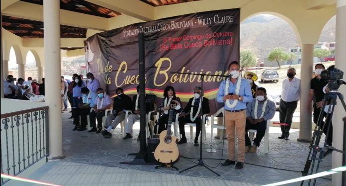 Cochabamba inaugura Plaza de la Cueca