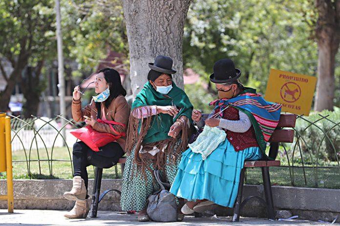 Dia de la Mujer Boliviana