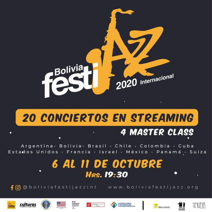El FestiJazz 2020 homenajeara a compositores que fallecieron por Covid 19