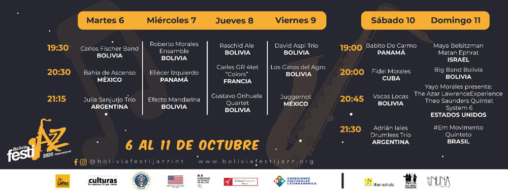 El FestiJazz 2020