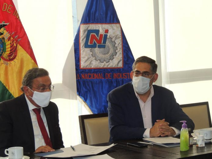 Encuentro de Directivas de las Camaras Nacionales de Industrias y Comercio analizan potencial fusion