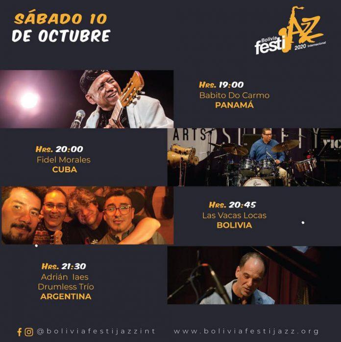 La penultima jornada del FestiJazz contara con cuatro bandas latinoamericanas