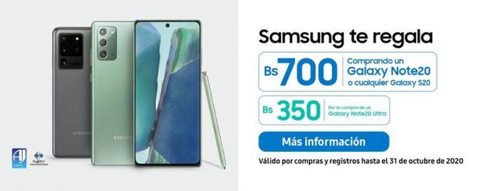 Samsung premia a sus usuarios con dinero en efectivo y sin sorteos