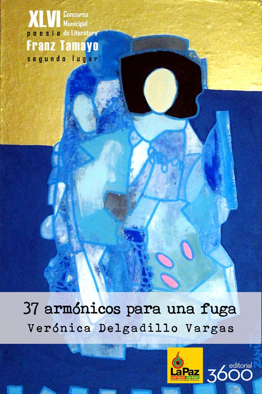 Veronica Delgadillo segundo lugar en poesia con 37 armonicos para una fuga