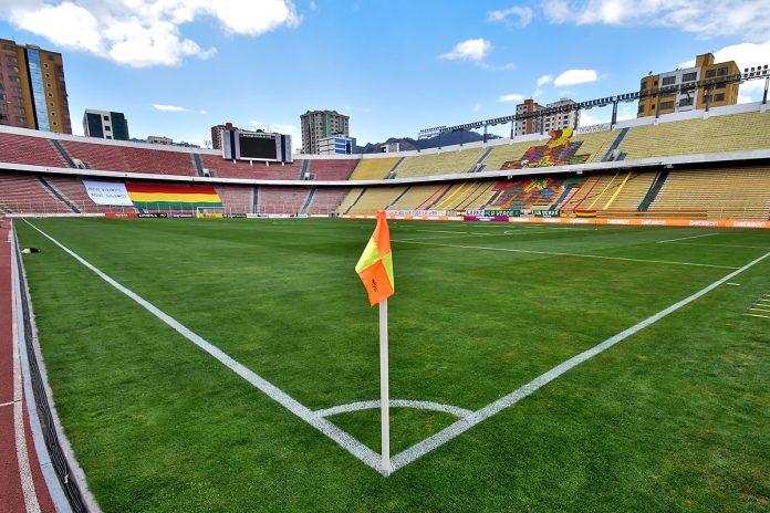 estadio Hernando Siles 1