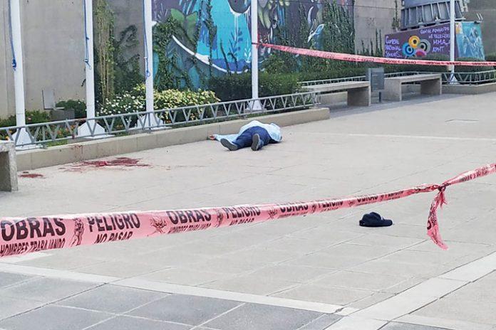 muerte Linea Morada