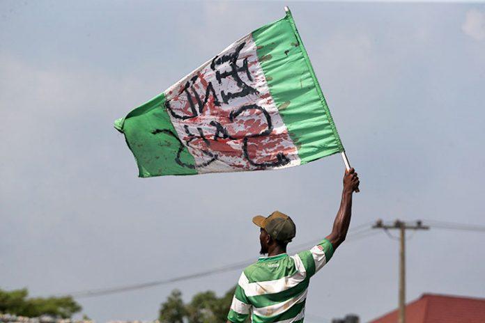 protestas Nigeria
