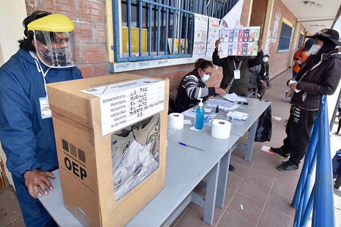 votacion El Alto