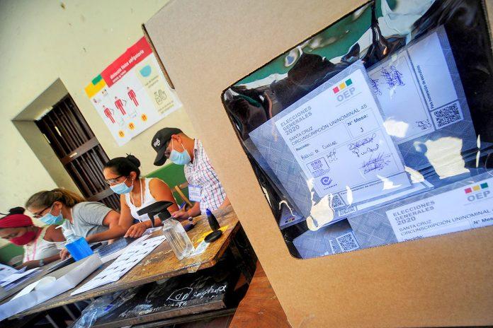 votacion Santa Cruz