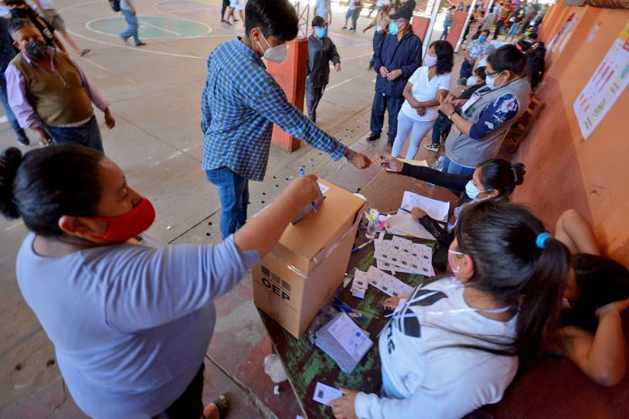 votacion Tarija