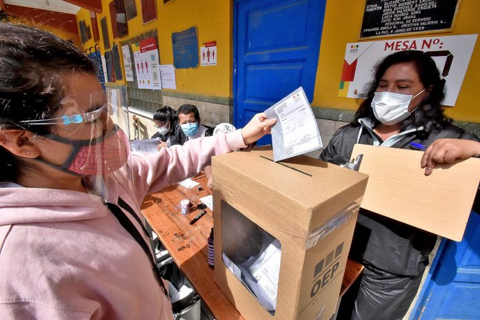 votacion elecciones generales