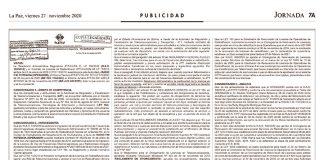 Resolución Administrativa Regulatoria ATT-DJ-RAR-TL LP 397/2020 - Radio FM Potencia