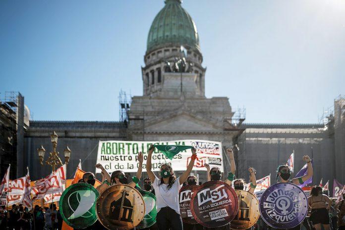 Argentina aborto legal