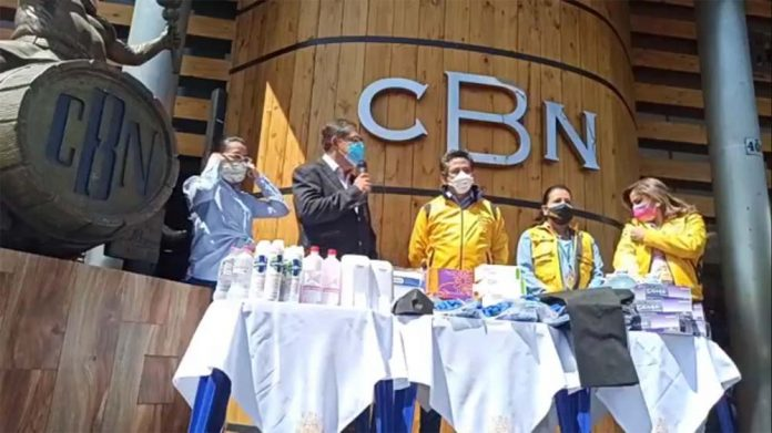 CBN entrega material de bioseguridad al municipio paceno