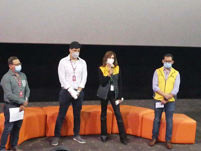 Cine Center y Ema Verde presentan la campana denominada El mejor espectaculo es nuestro planeta