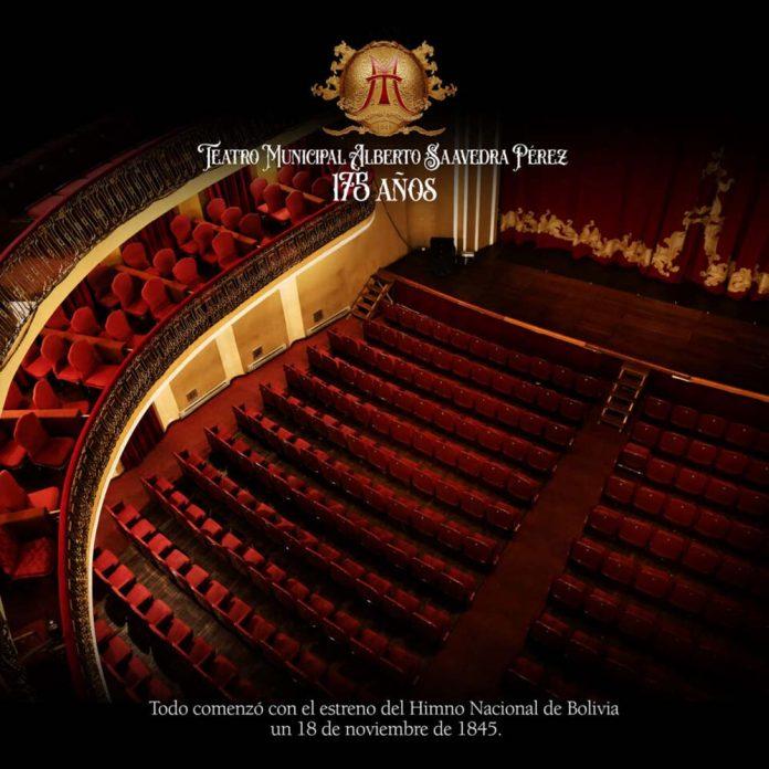 Con homenajes a sus funcionarios y recorridos por sus espacios el Teatro Municipal festejara 175 anos