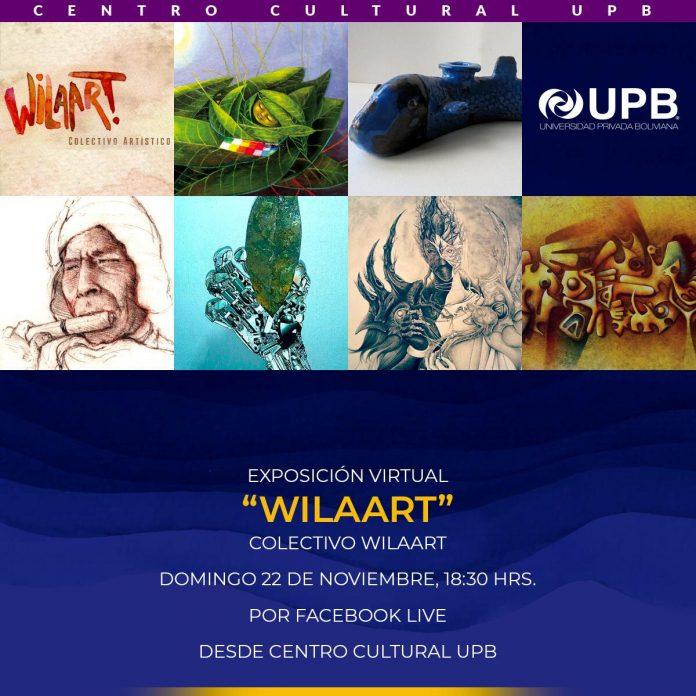 El colectivo Wilaart presenta su nueva muestra en la Galeria UPB