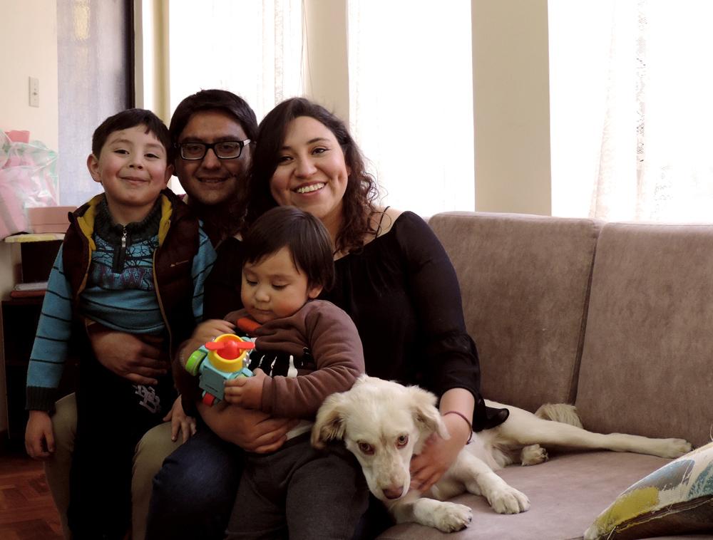 Familia de Soraya