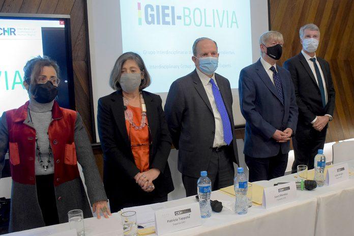 Grupo Interdisciplinario de Expertos Independientes