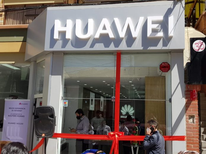 Huawei expande su territorio inaugurando su segunda Huawei Experience Store HES en La Paz