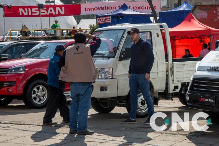 La Camara Nacional de Comercio inaugura este jueves la Expoautomotriz 2020