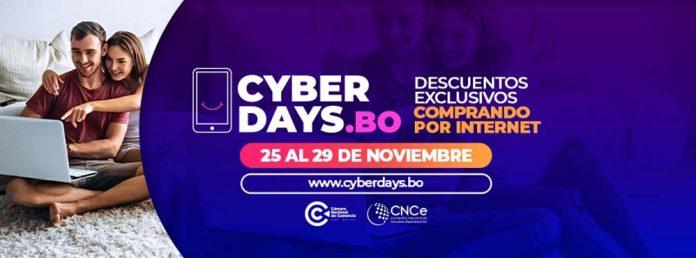 La Camara Nacional de Comercio llevara adelante el CYBERDAYS BOLIVIA 2020