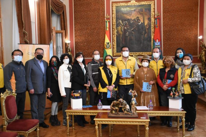 La Paz es invitada a ser Ciudad Lider de la Agenda 21 de la cultura