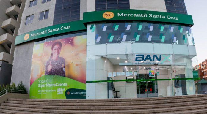 La Super Makro Cuenta del Banco Mercantil Santa Cruz sortea Bs. 50.000 cada viernes