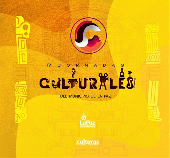 Las IV Jornadas Culturales del Municipio de La Paz se realizaran en diciembre