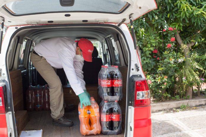 Mas ahorro mas comodo y mas seguro EMBOL y Coca Cola presentan su plataforma de compras MiCoca Cola.bo